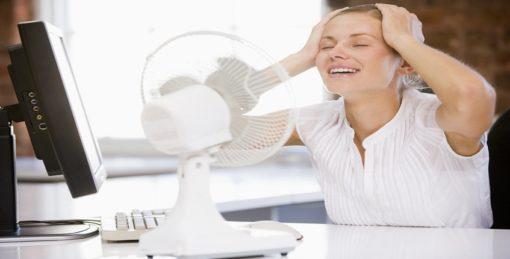 комфортный микроклимат в офисе
